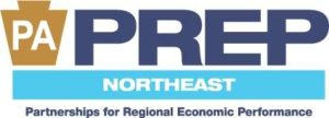 PA PREP Northeast logo Partnership for Regional Economic Performance