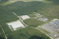 Aerial view of Pocono Mountains Corporate Center South