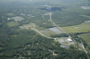 Pocono Mountains Corporate Center East, Route 611 and Corporate Center Drive, Tobyhanna