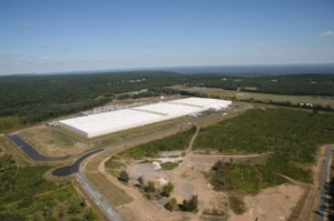 Arcadia North Business Park, Route 611 and Industrial Park Drive North, Tobyhanna