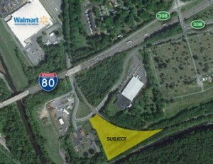Manufacturing Acreage off I-80