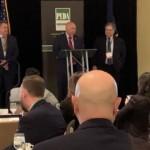 Senator Scavello Recognized with PEDA President's Award